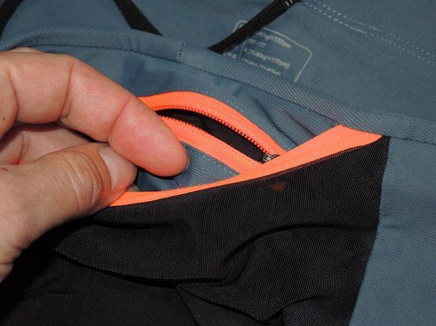 Trailové šortky Kalenji: Dvojitá kapsa - dvojnásobná radost.