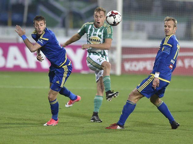Jedenácté kolo fotbalové HET ligy odstartovalo zápasem mezi Vysočinou Jihlava a FC Bohemians Praha 1905.