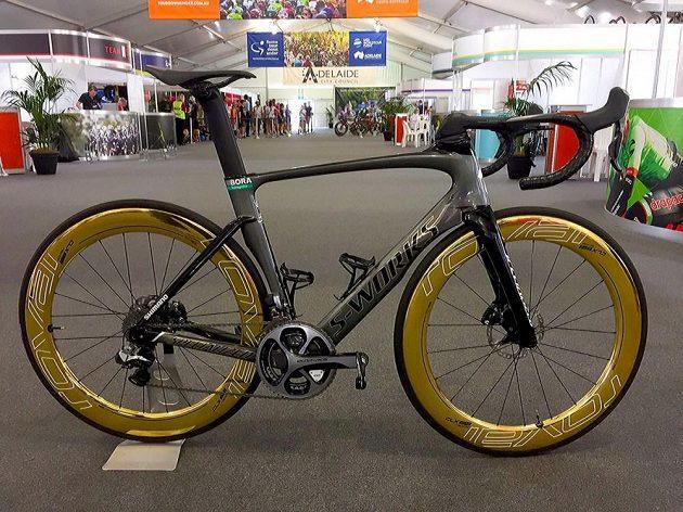 Saganovo zlaté kolo mistra světa.