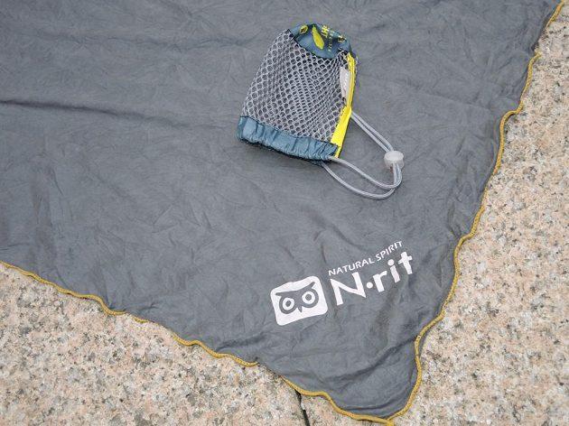 N-rit Super Light Towel: Po několikerém vyprání stále svěží.