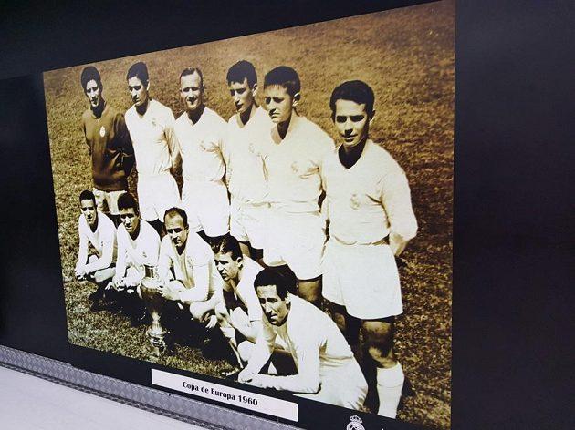 Real Madrid se může pyšnit i skvělou historií
