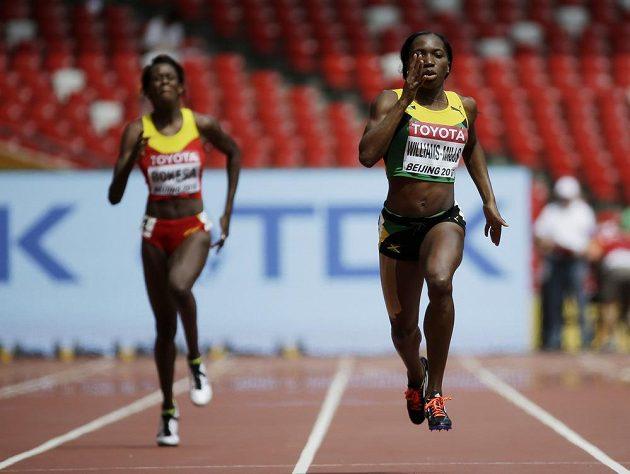 Jamajčanka Novlene Williamsová-Millsová se úspěšně poprala s rakovinou prsu.