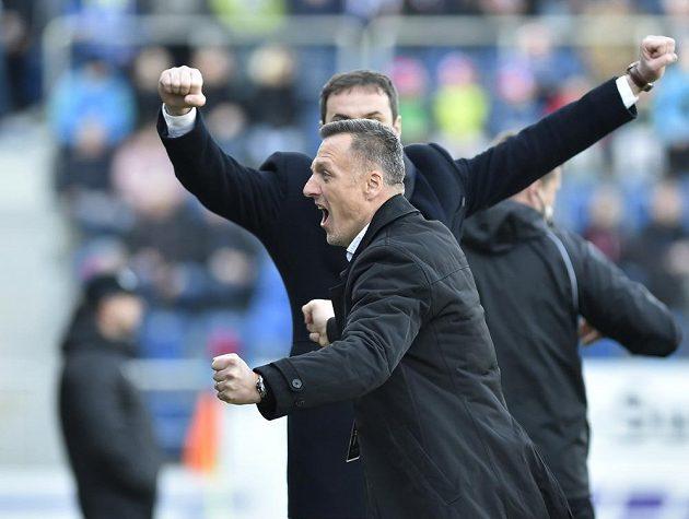 Trenér Ostravy Luboš Kozel má za sebou vítěznou premiéru na lavičce Baníku v nejvyšší soutěži.