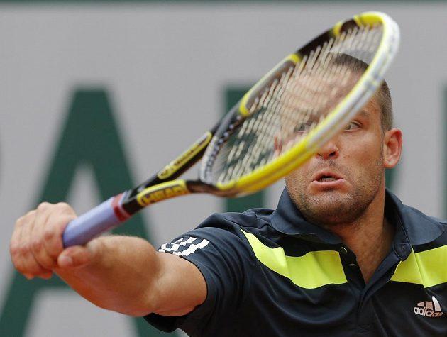 Ruský tenista Michail Južnyj.