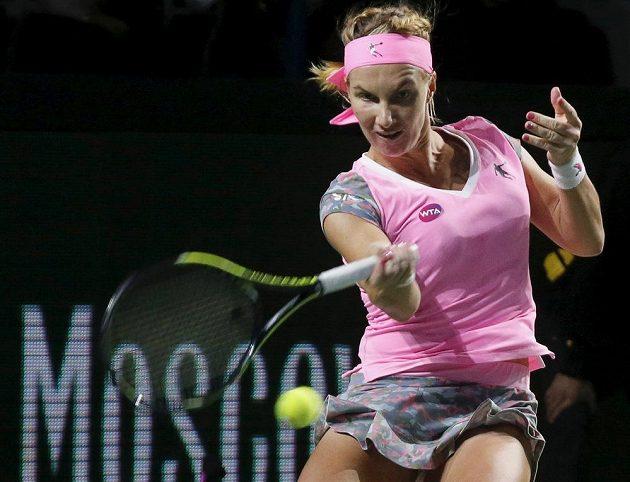 Ruská tenistka Světlana Kuzněcovová zvítězila na letošním Kremlin Cupu.