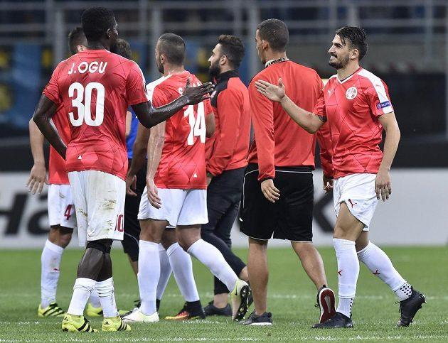 Fotbalisté Hapoelu Beer Ševa si ze San Sira odvezli všechny tři body za výhru 2:0 nad Interem.