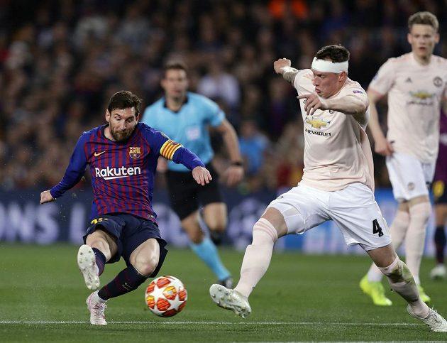 Lionel Messi se trefil parádně