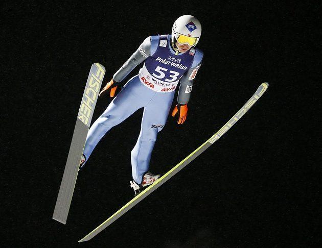 Polák Kamil Stoch ovládl páteční závod Světového poháru ve Willingenu.