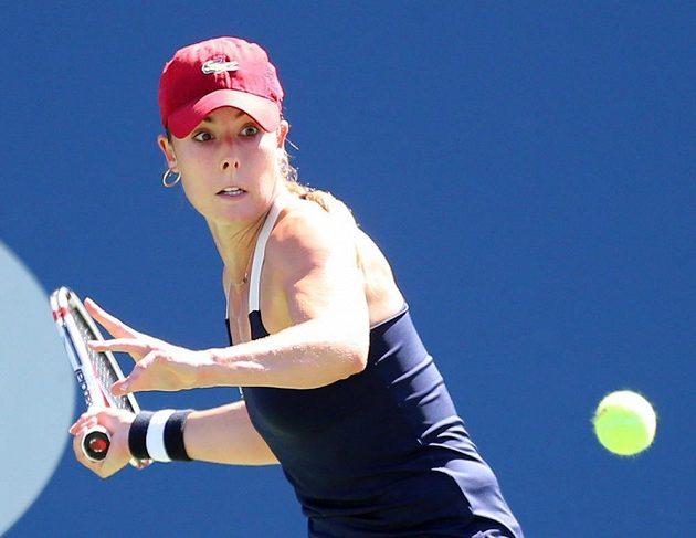 Francouzská tenistka Alizé Cornetová.