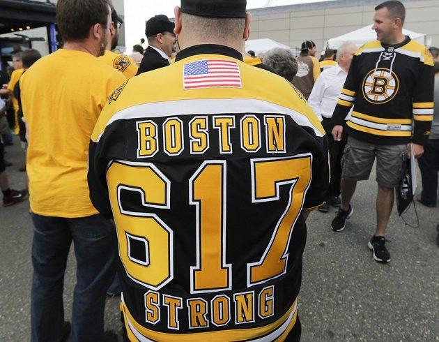 Heslo Boston strong nelze přehlédnout.