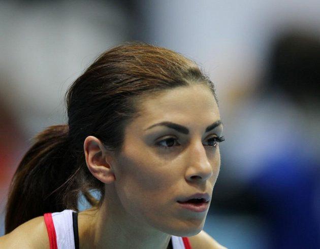 Ivana Spanovičová, srbská dálkařka.