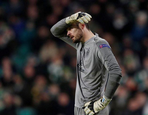 Tohle se moc nepovedlo, uvědomuje si skotský reprezentant, který dříve chytal v Premier League za Sunderland.