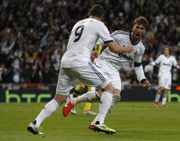 Sergio Ramos zvyšuje na 2:0 a nastává drama.