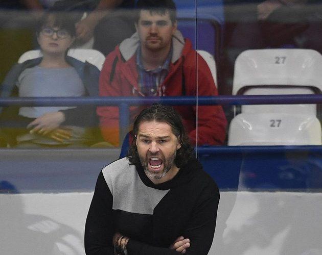 Jaromír Jágr první zápas kladenských Rytířů v nové sezóně hodně prožíval.