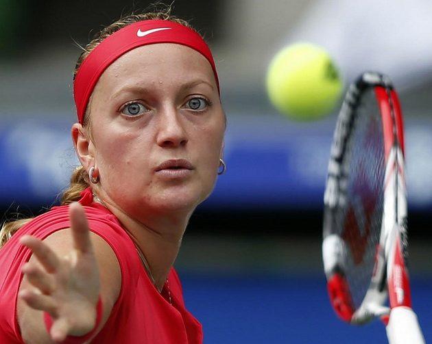 Česká tenistka se s Angelique Kerberovou nadřela.