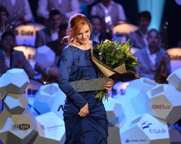 Biatlonista roku: Gabriela Soukalová.