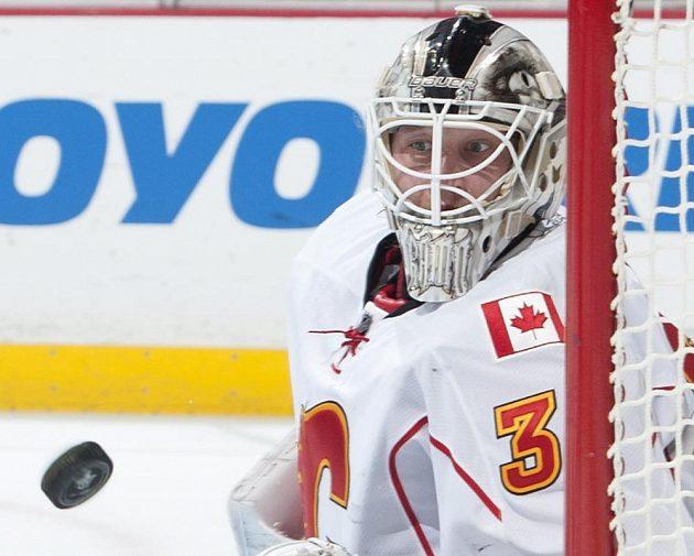 Karri Rämö by měl být novou jedničkou Calgary.