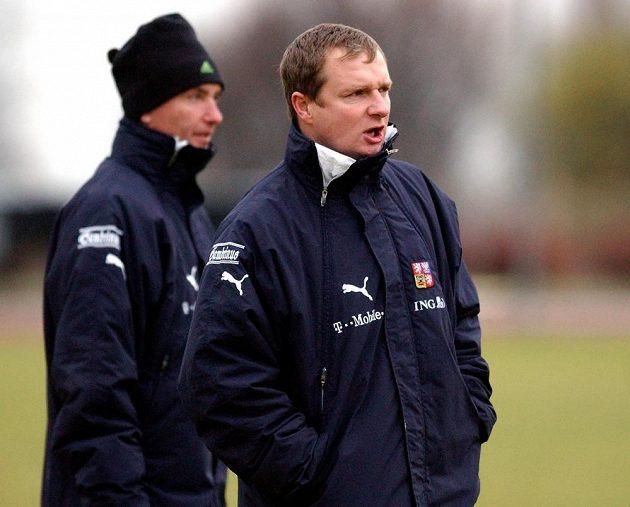 Pavel Vrba v roce 2003.