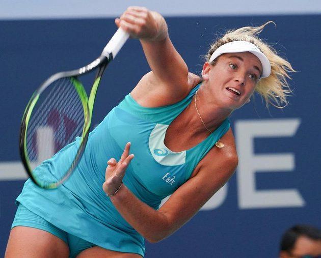 CoCo Vandewegheová byla v osmifinále nad síly Lucie Šafářové. Pomstí teď Plíšková krajanku?