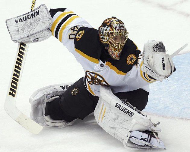 Boston držel i ve druhém utkání série s Pittsburghem svými zákroky gólman Tuukka Rask.