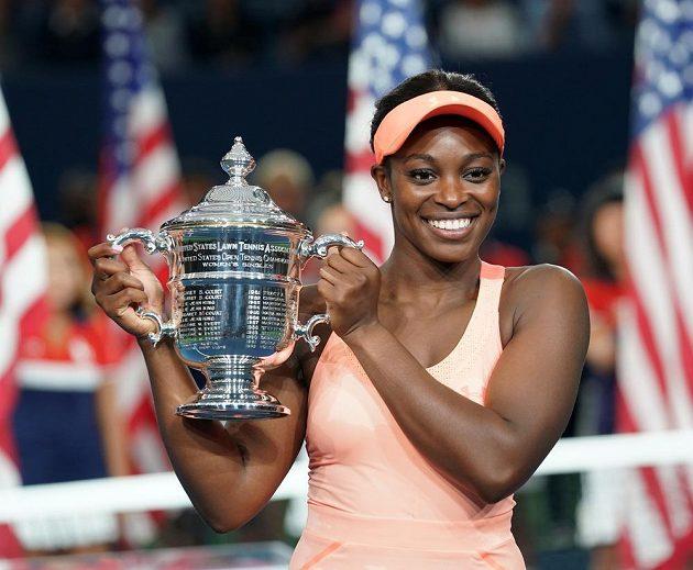 Sloane Stephensová je novou šampiónkou US Open!