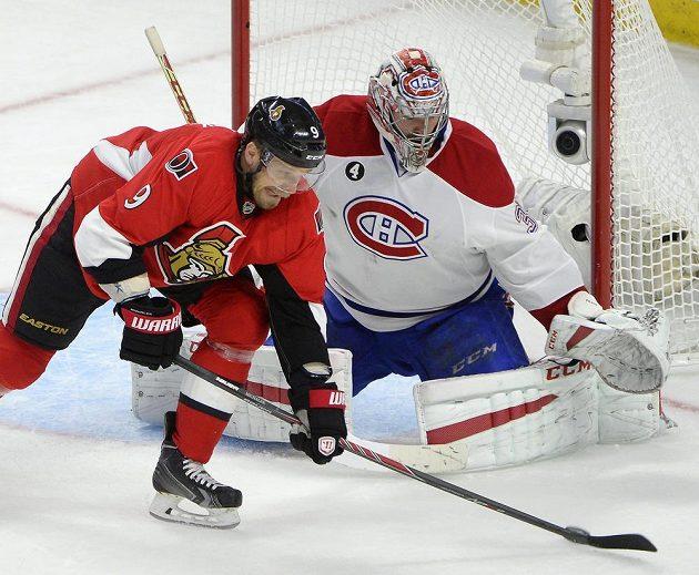 Na Careyho Price v brance Montrealu nevyzrál ani Milan Michálek.