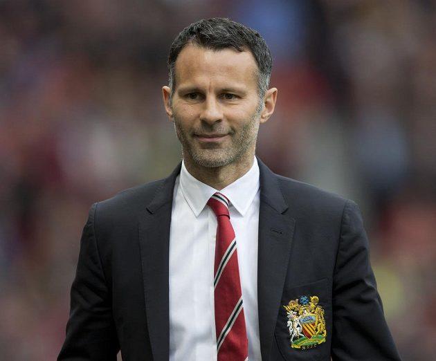 Manažer Manchesteru United Ryan Giggs.