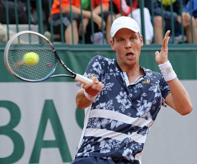 Největší rozruch způsobila volba trička na Roland Garros.