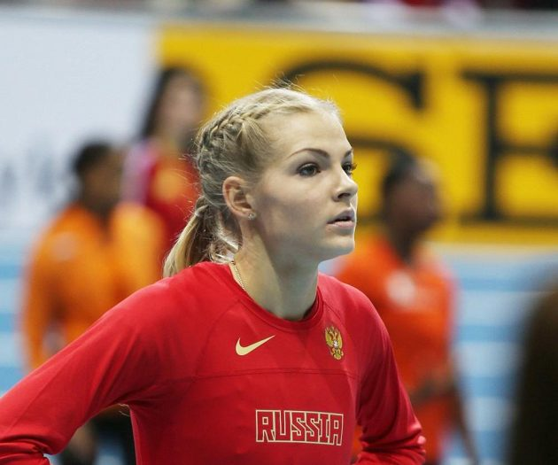 Darja Klišinová, ruská dálkařka.