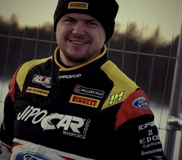 Martin Prokop při Švédské rallye.