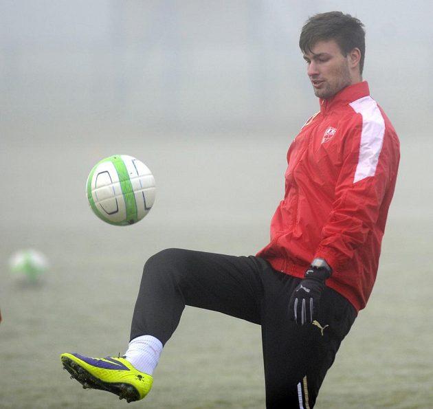 Plzeňský útočník Tomáš Wágner.