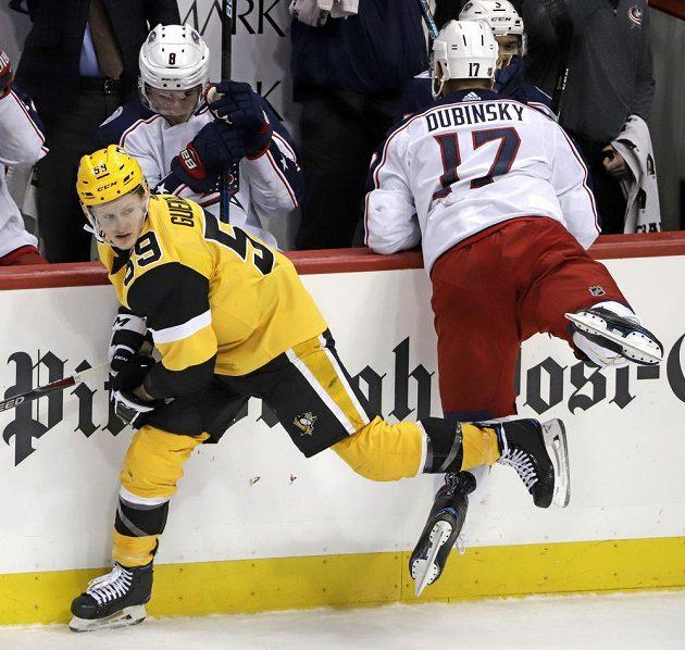 Pittsburgh si připsal v boji o play off cennou výhru nad Columbusem