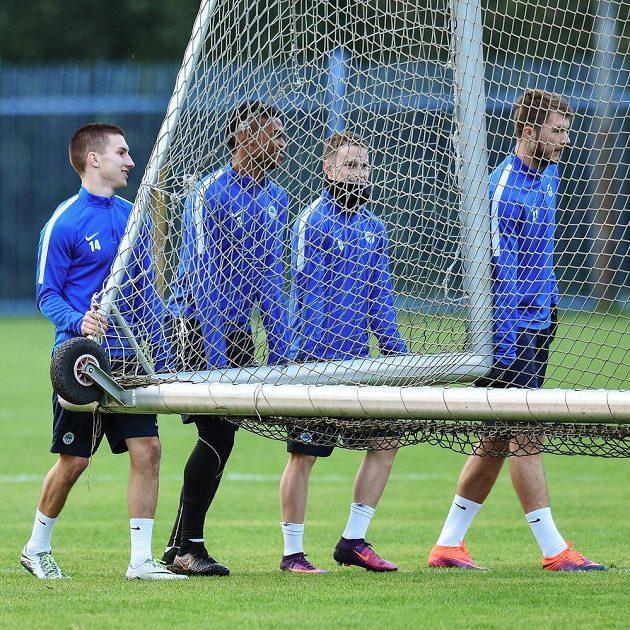 Liberečtí fotbalisté se chystají v Evropské lize na souboj s italskou Fiorentinou.