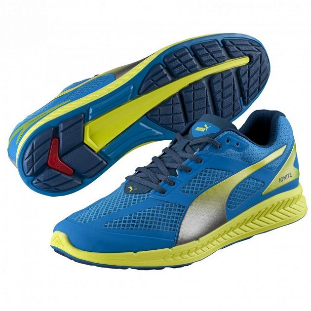 Boty pro rychlé nohy, které mají rády pohodlí.