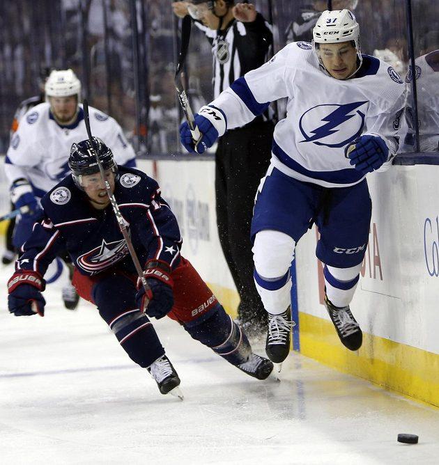 Hokejisté Columubusu si poradili s Tampou ve čtyřech zápasech
