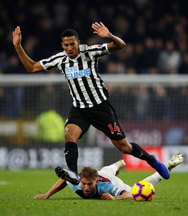 Newcastle si připsal třetí výhru v řadě