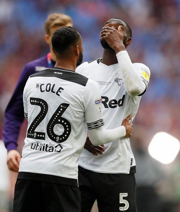 Fotbalisté Derby na svého soupeře nestačili