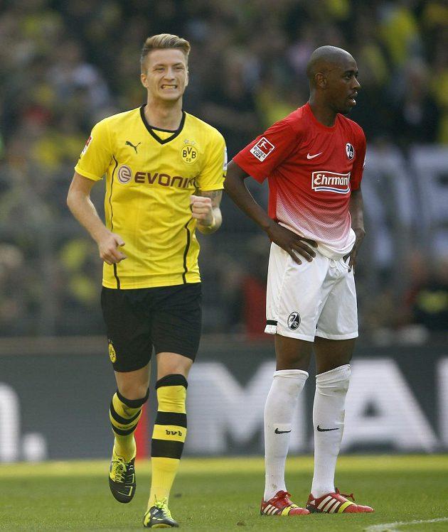 Radost Marka Reuse z Dortmundu.