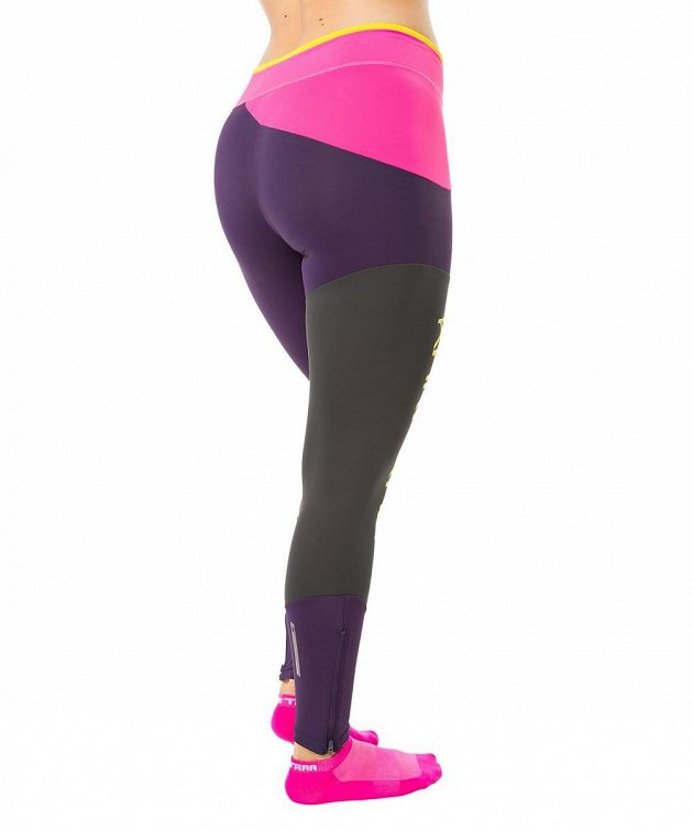 Testovali jsme pro vás dámské dlouhé elasťáky Trude Tights a dámské sportovní triko Kari Traa Trude Tee.