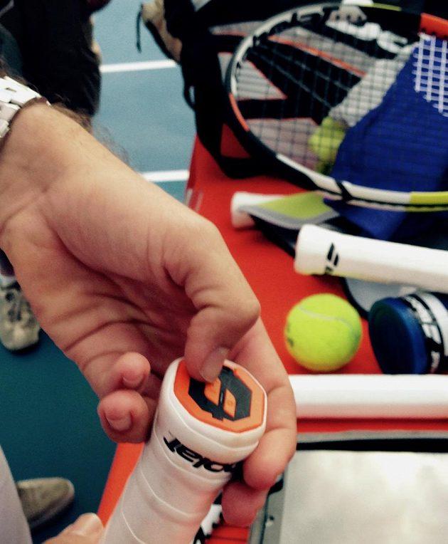 Rafael Nadal a jeho zázračná raketa.