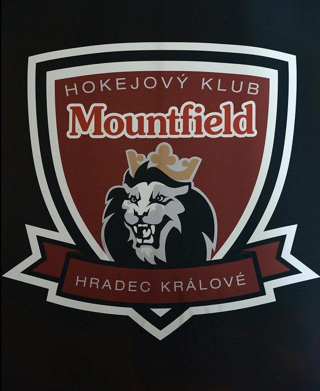 Logo nového extraligového hokejového klubu z Hradce Králové.