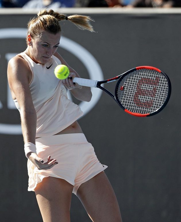 Česká tenistka Petra Kvitová prohrála na grandslamovém Australian Open hned v 1. kole, když nestačila na Němku Andreu Petkovicovou.