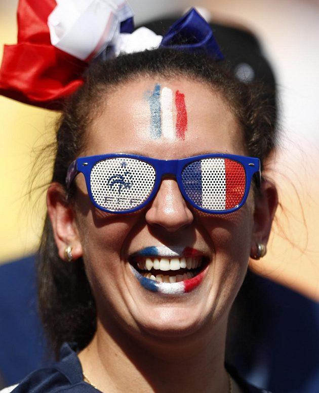 Jsem Francouzka a kdo je víc...?!
