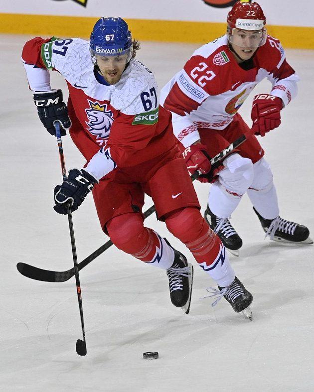 ZlevaJiří Smejkal aFrancis Paré z Běloruska.
