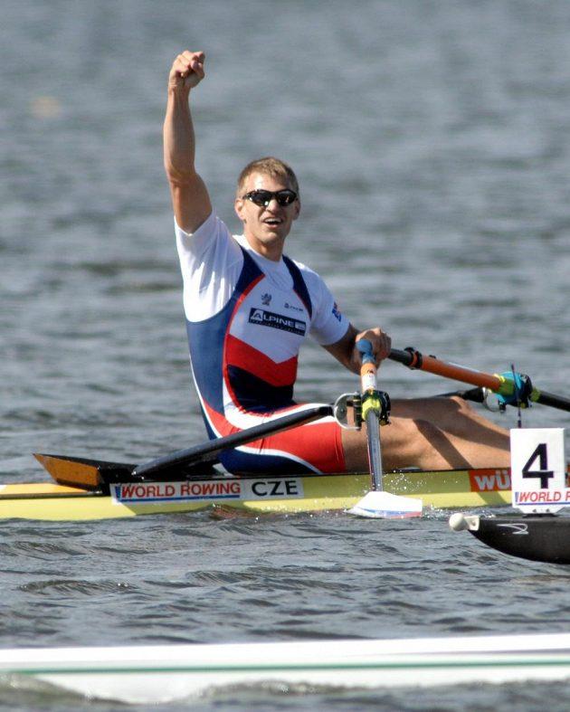 První titul mistra světa získal Ondřej Synek v roce 2010 na jezeře Karapiro na Novém Zélandu.