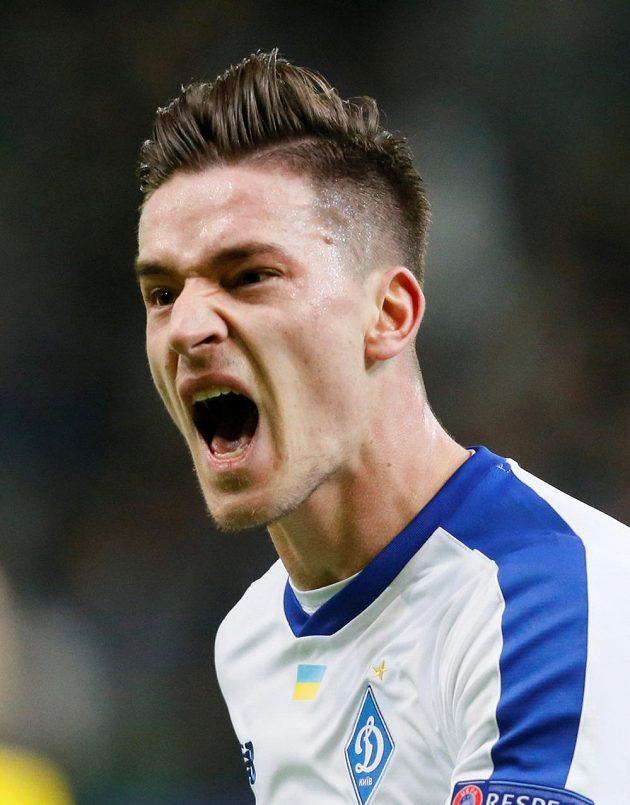 Benjamin Verbič svým gólem v Astaně rozhodl o výhře Dynama Kyjev a definitivně potopil naděje Jablonce na postup do jarních bojů v Evropské lize.