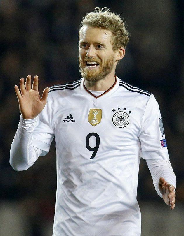 Andre Schürrle byl se dvěma góly hrdinou Němců.