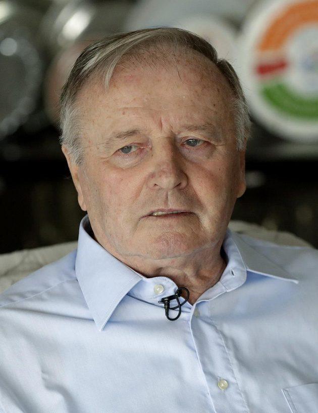 Jozef Vengloš na archivním snímku z 8. listopadu 2016.