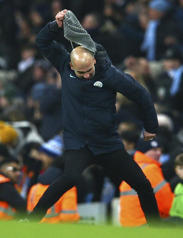 Tady to bude létat. Manažer Manchesteru City Pep Guardiola je připravený pro úspěch Citizens udělat cokoliv.