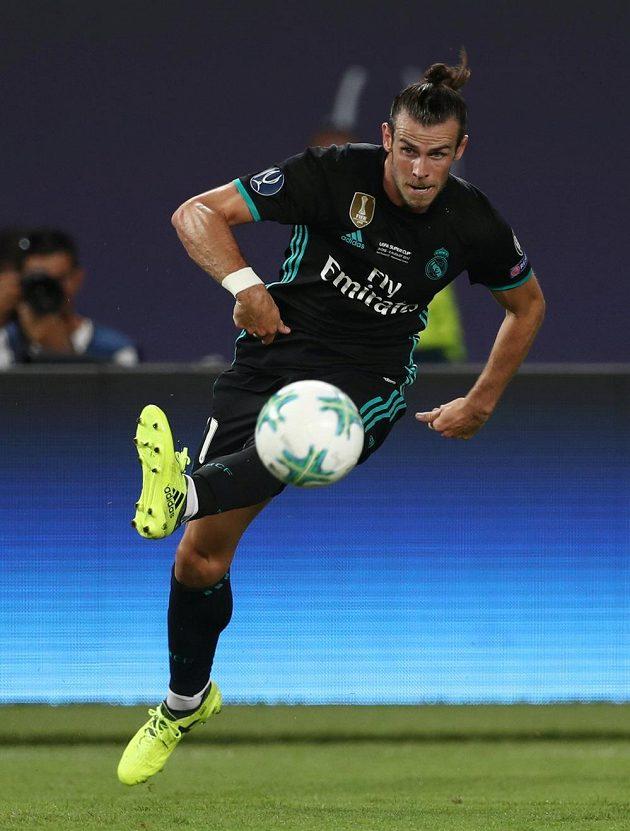Gareth Bale se na Old Trafford nechystá...
